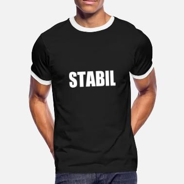 Stables STABLE - Men's Ringer T-Shirt