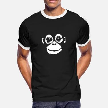 Baby Monkey Monkey - Men's Ringer Shirt
