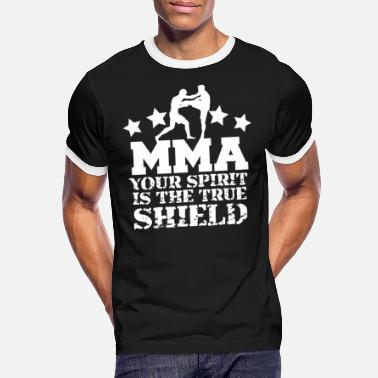 Mixed Martial Arts Mixed Martial Arts - Men's Ringer T-Shirt