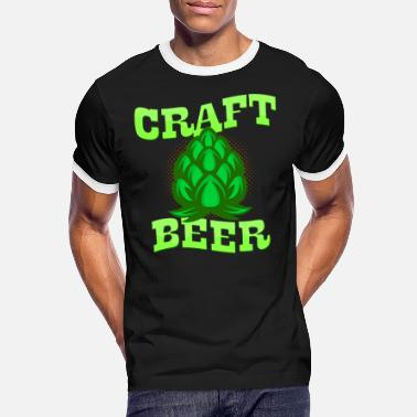 Craft Beer Craft beer - Men's Ringer T-Shirt