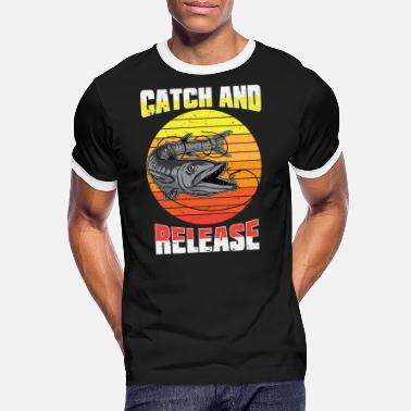 Release Catch and Release / Catch & Release - Men's Ringer T-Shirt