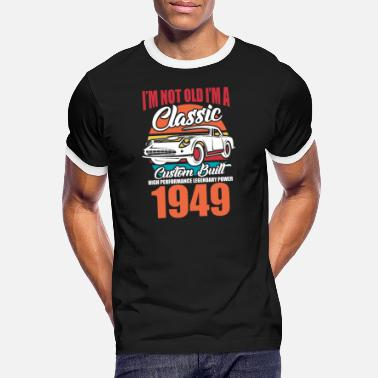 1949 1949 - Men's Ringer T-Shirt