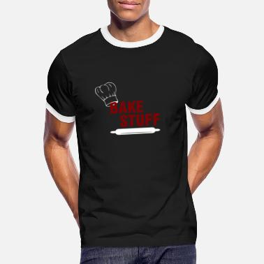 Baked Baking - baking - Men's Ringer T-Shirt