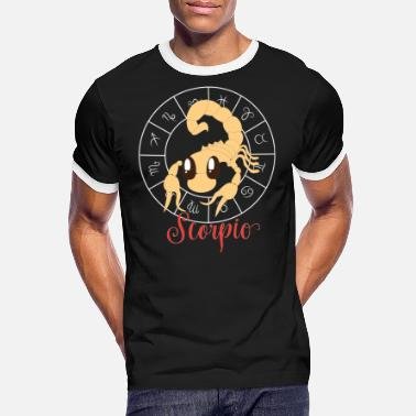 Scorpio - Men's Ringer T-Shirt