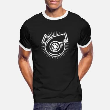 Turbo turbo - Men's Ringer T-Shirt