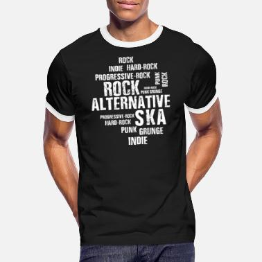 Alternative Rock Alternative Indie Punk Grunge Ska - Men's Ringer T-Shirt