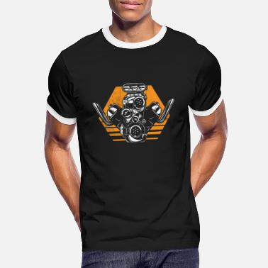 Tuning Tuning - Men's Ringer T-Shirt