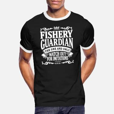 Fishery fishery guardian the one and only - Men's Ringer T-Shirt