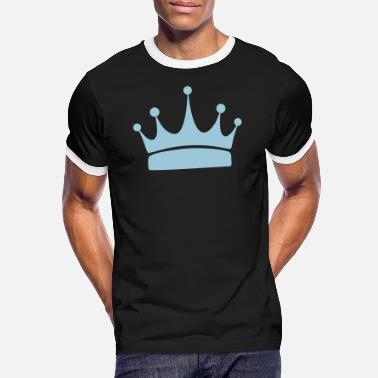 Crown for winners, print and design a T-shirt - Men's Ringer T-Shirt