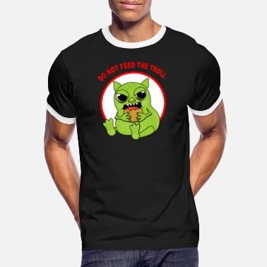Troll - Men's Ringer T-Shirt