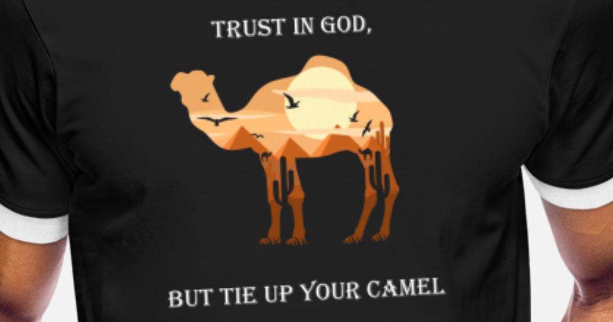 skjorte kamel