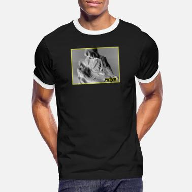 Miguel Ángel Piety Miguel Angel - Men's Ringer T-Shirt