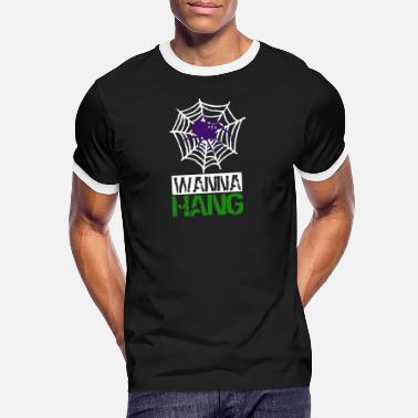 Hang wanna hang - Männer Ringer T-Shirt