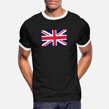 British Flag British Flag - Men's Ringer T-Shirt