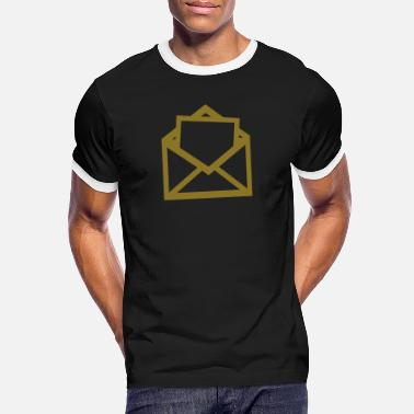 Mail Mail - Men's Ringer T-Shirt
