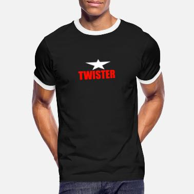 Twister TWISTER - Men's Ringer T-Shirt