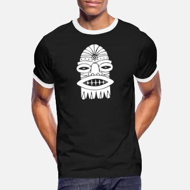 Tiki Tiki - Men's Ringer T-Shirt