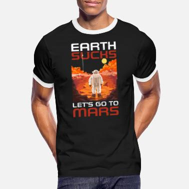 Mars Mars - Men's Ringer T-Shirt