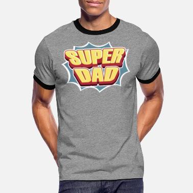 Bestill Superdad Kommende Far T skjorter på nett | Spreadshirt