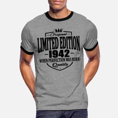 1942 Limited edition 1942 - Mannen ringer T-shirt