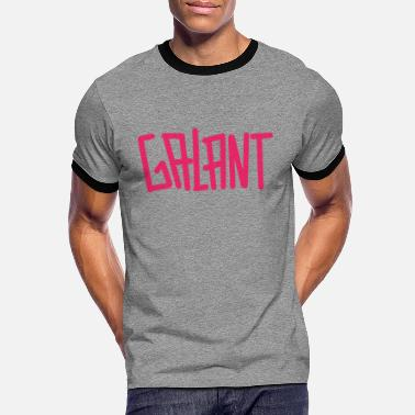 Hashtag gallant - Men's Ringer T-Shirt