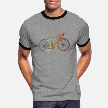 Bicycle Road Bike Bicycle Gravelbike Gift - Men's Ringer T-Shirt
