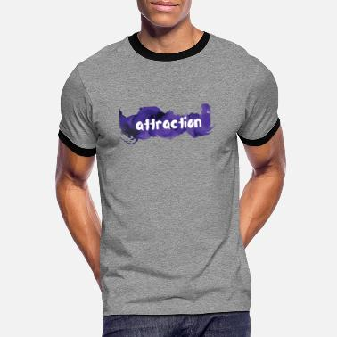 Attractive attraction attraction - Men's Ringer T-Shirt