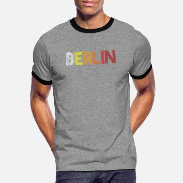 Federal Capital Berlin - Capital - Germany - Germany - Men's Ringer T-Shirt