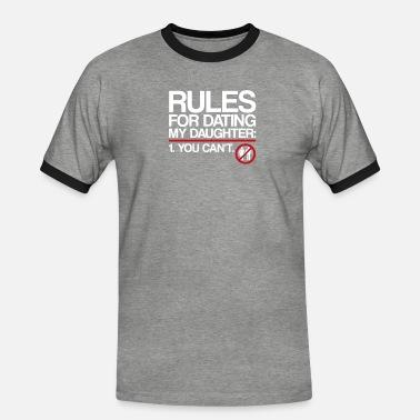 10 regels op dating mijn dochter t-shirt antedating kruiswoordraadsel