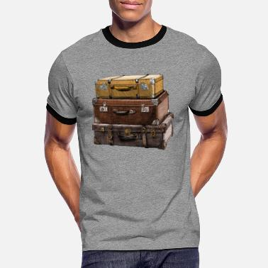 Suitcase suitcase - Men's Ringer T-Shirt