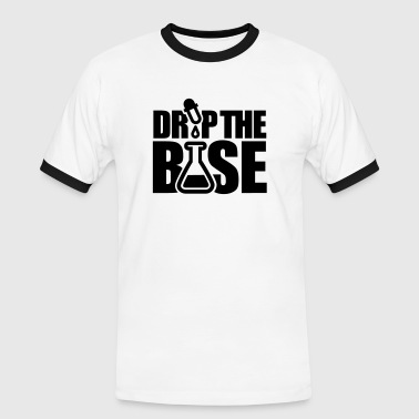 Drop the base - Mannen contrastshirt