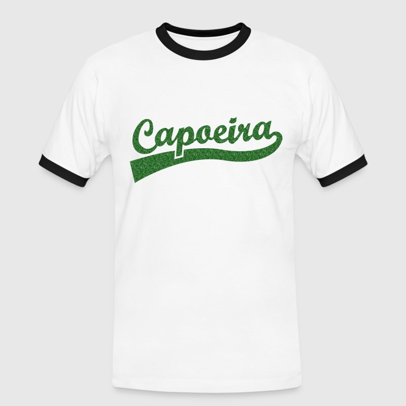 Capoeira old school - Men's Ringer Shirt
