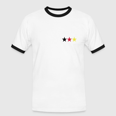 stars - Men's Ringer Shirt