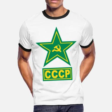 Communists communist symbol - Men's Ringer Shirt