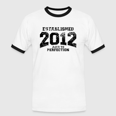 established (nl) - Mannen contrastshirt