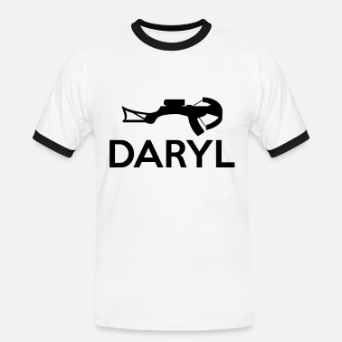 Dixon Daryl - Men's Ringer Shirt