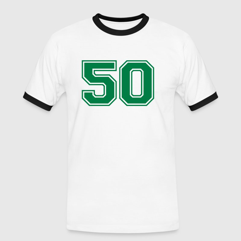 50 - Men's Ringer Shirt