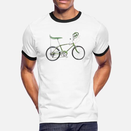 9b5410f8b7 chopper bike Men's Ringer T-Shirt | Spreadshirt