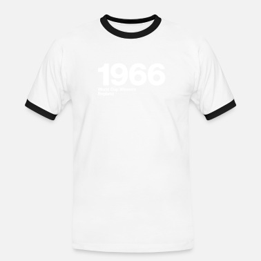 England 1966 Football Design 1966 England - Men's Ringer Shirt