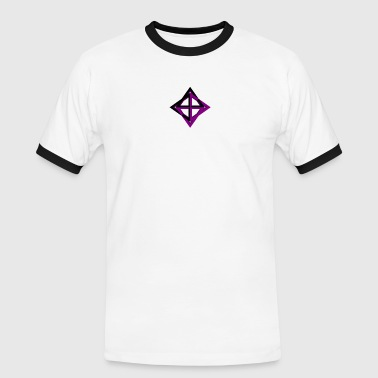 star octahedron - Men's Ringer Shirt