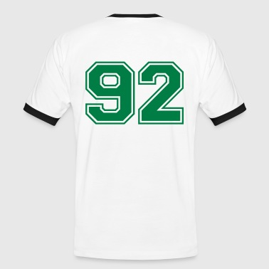 92 - Men's Ringer Shirt