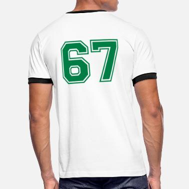 67 67 - Men's Ringer Shirt