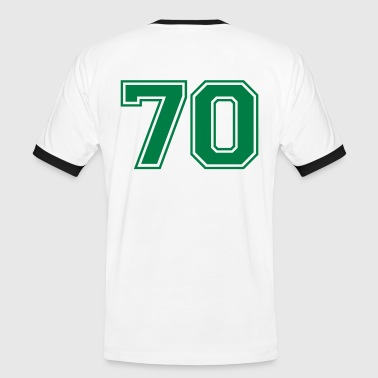 70 - Men's Ringer Shirt