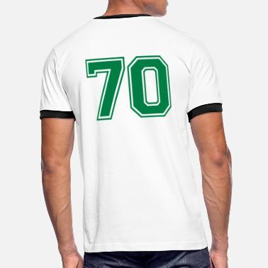 70 70 - Men's Ringer Shirt