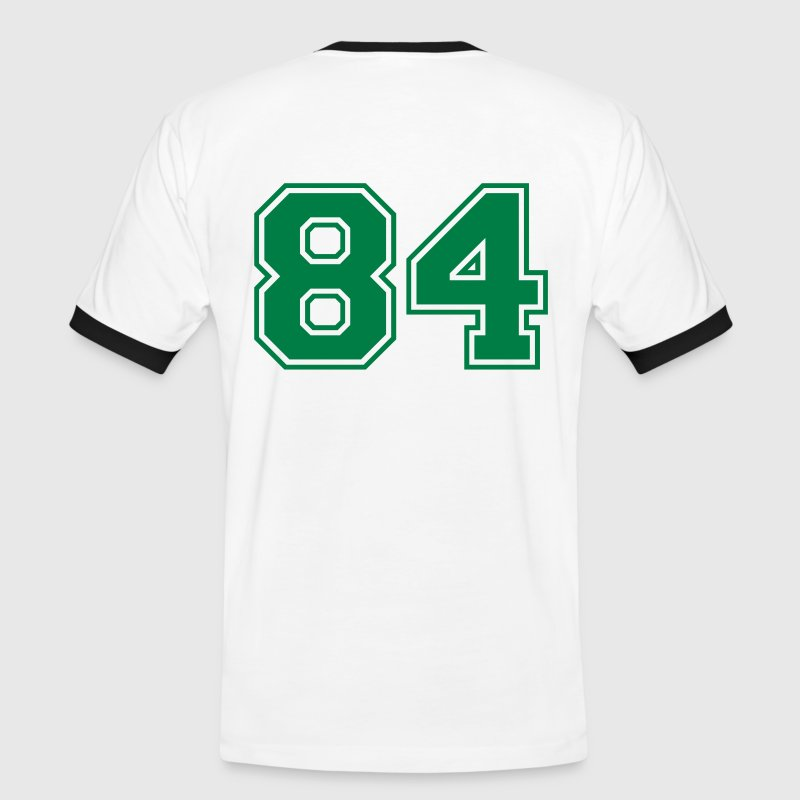 84 - Men's Ringer Shirt