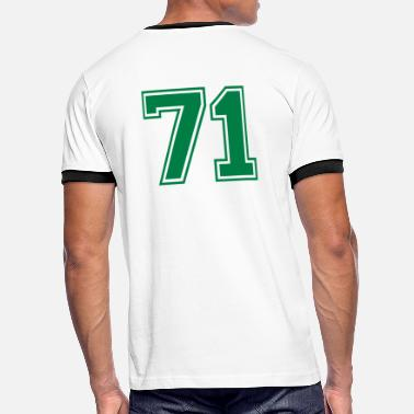 71 71 - Men's Ringer Shirt
