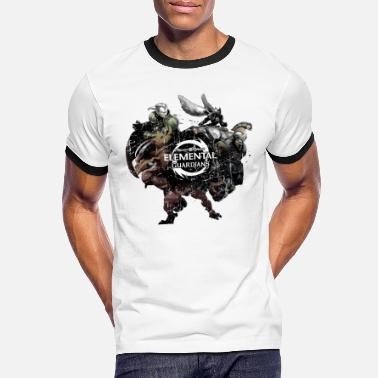 Might & Magic Vintage - Camiseta contraste hombre