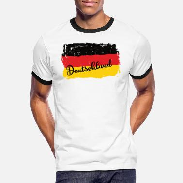 Semifinals Soccer World Cup Gift Sports Event Germany - Men's Ringer T-Shirt