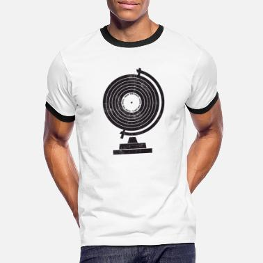 Save The Vinyl DJ Save the Vinyl - Männer Ringer T-Shirt