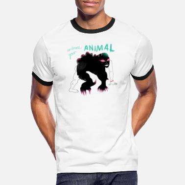 mahlukat - Men's Ringer T-Shirt